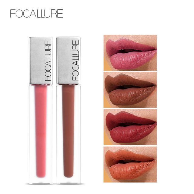 Ultra-matte Quick-drying Transfer-free Waterproof Lipstick