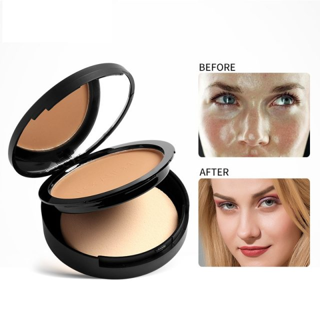 Oil Control Mineral Face Powder