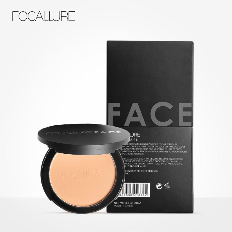 Oil Control Mineral Face Powder