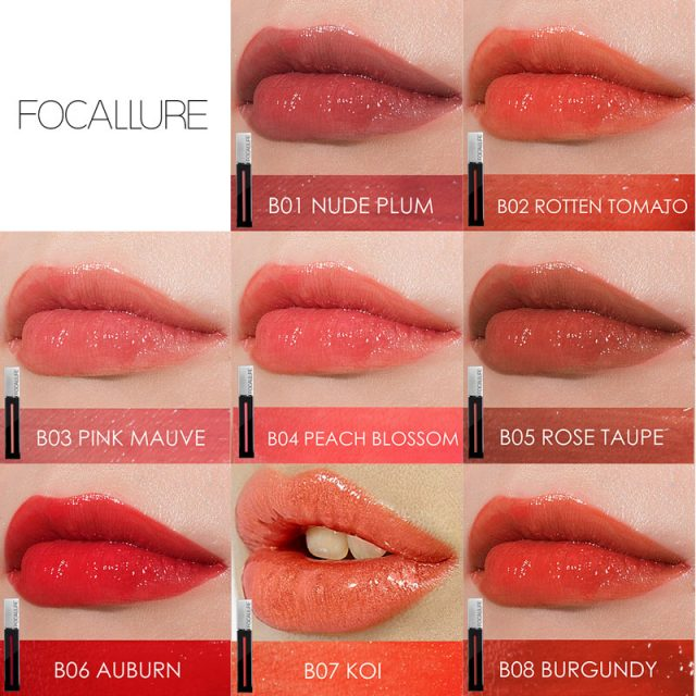 So Hot Volume Lip Gloss
