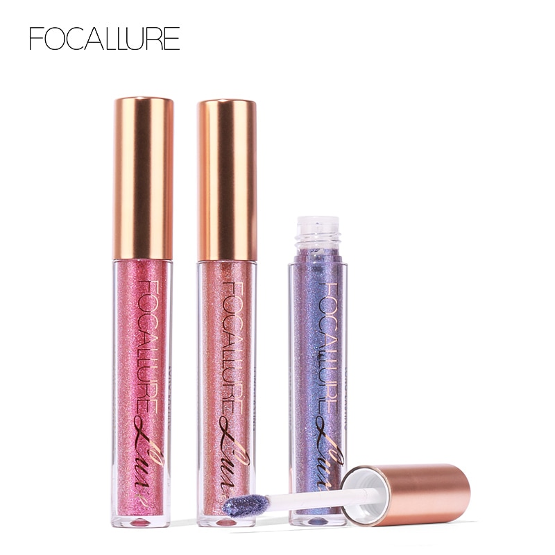 Shimmer Metallic Liquid Lip Gloss
