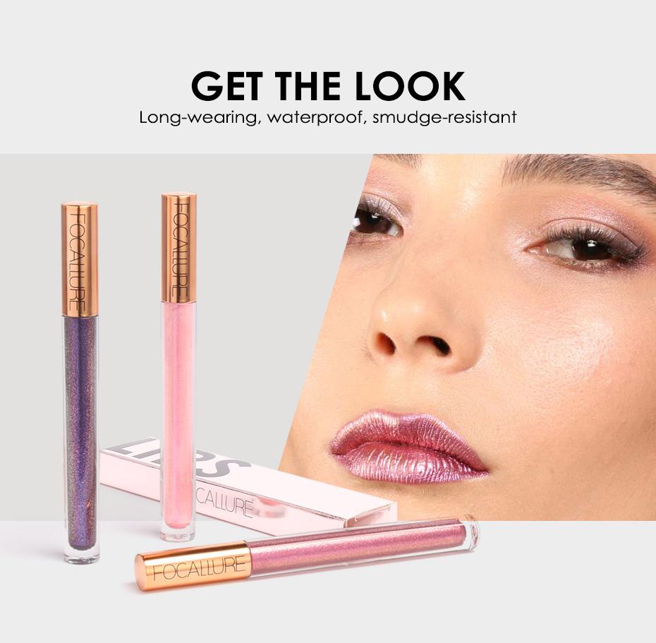 Shimmer Lip Gloss