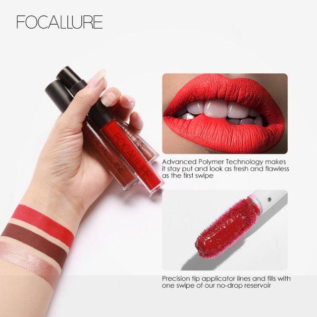Long Lasting Matte Lipstick
