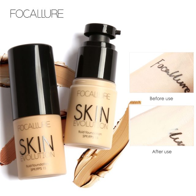 Full Coverage Liquid Foundation