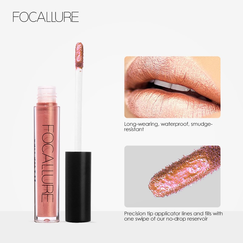 Metallic Lip Gloss