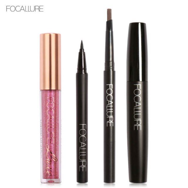 Eye Makeup Set with Lippie