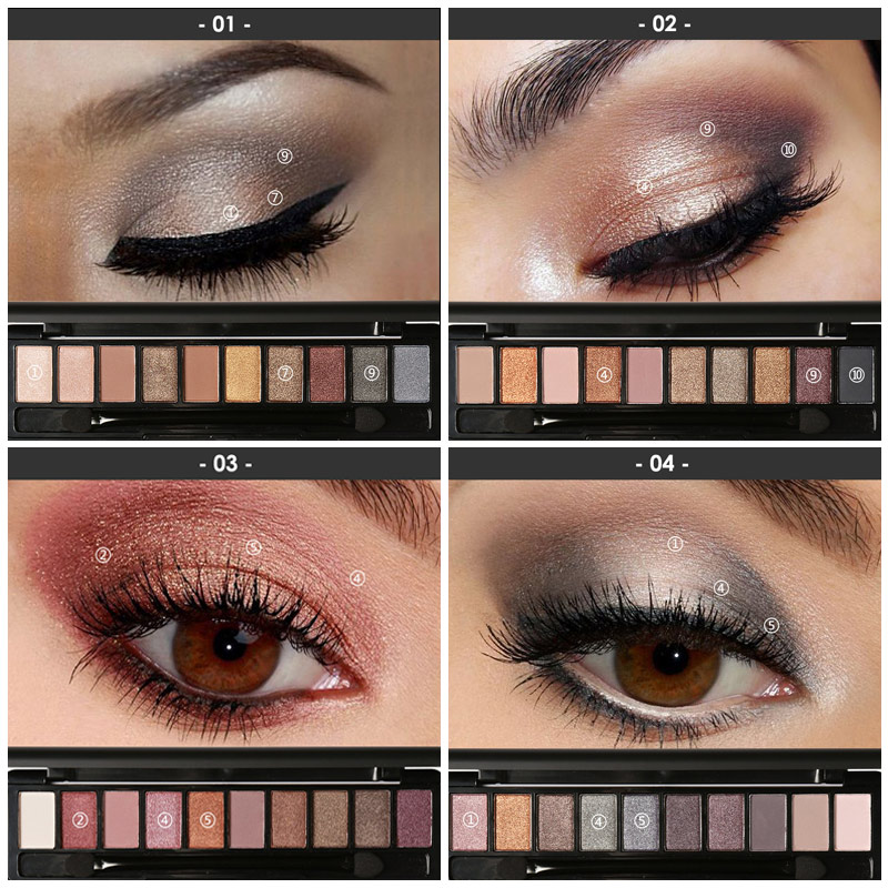 Fiery Eye Set