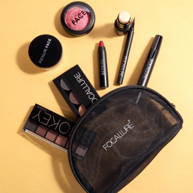 Ultimate Beauty Set with Free Cosmetics Bag