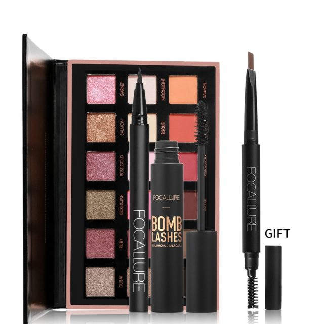 Glam Makeup Set