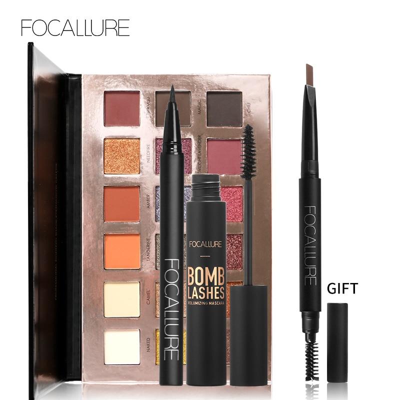 Glam Makeup Set