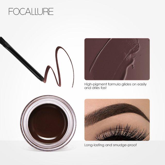 Waterproof Eyebrow Enhancer Cream