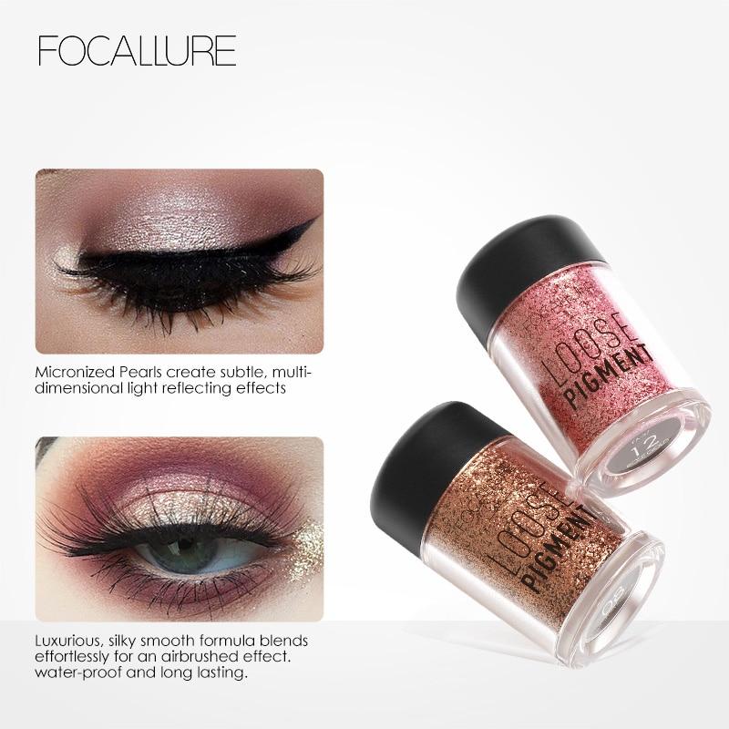 Loose Powder Shimmer Eye Shadow