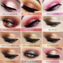 Loose Powder Shimmer Eye Shadow