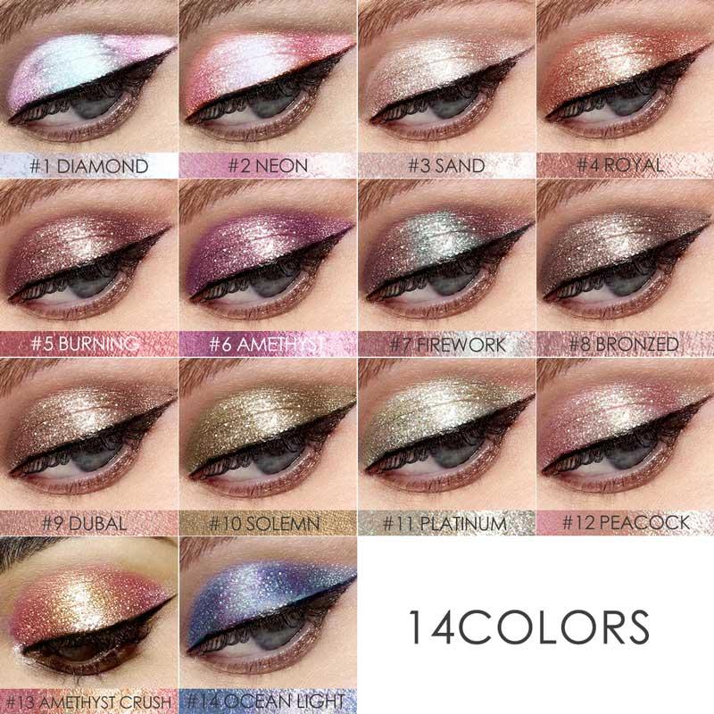 Liquid Shimmer Highlighter Eyeshadow
