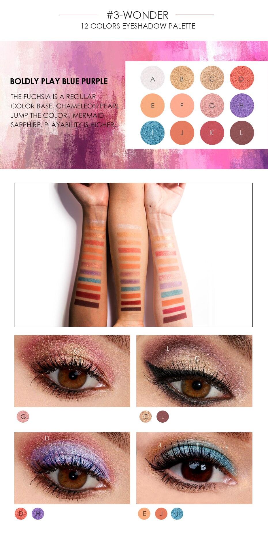 Wonder Shimmer Palette