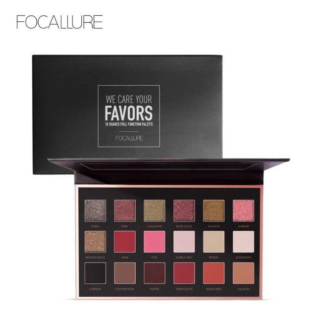 Favors Eye Shadow Palette