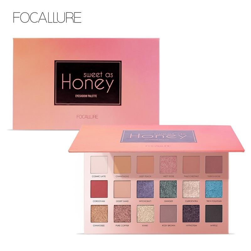 Sweet As Honey Palette