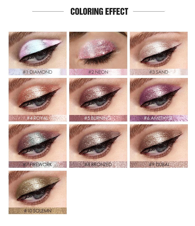 Glitter Eye Shadow Tube