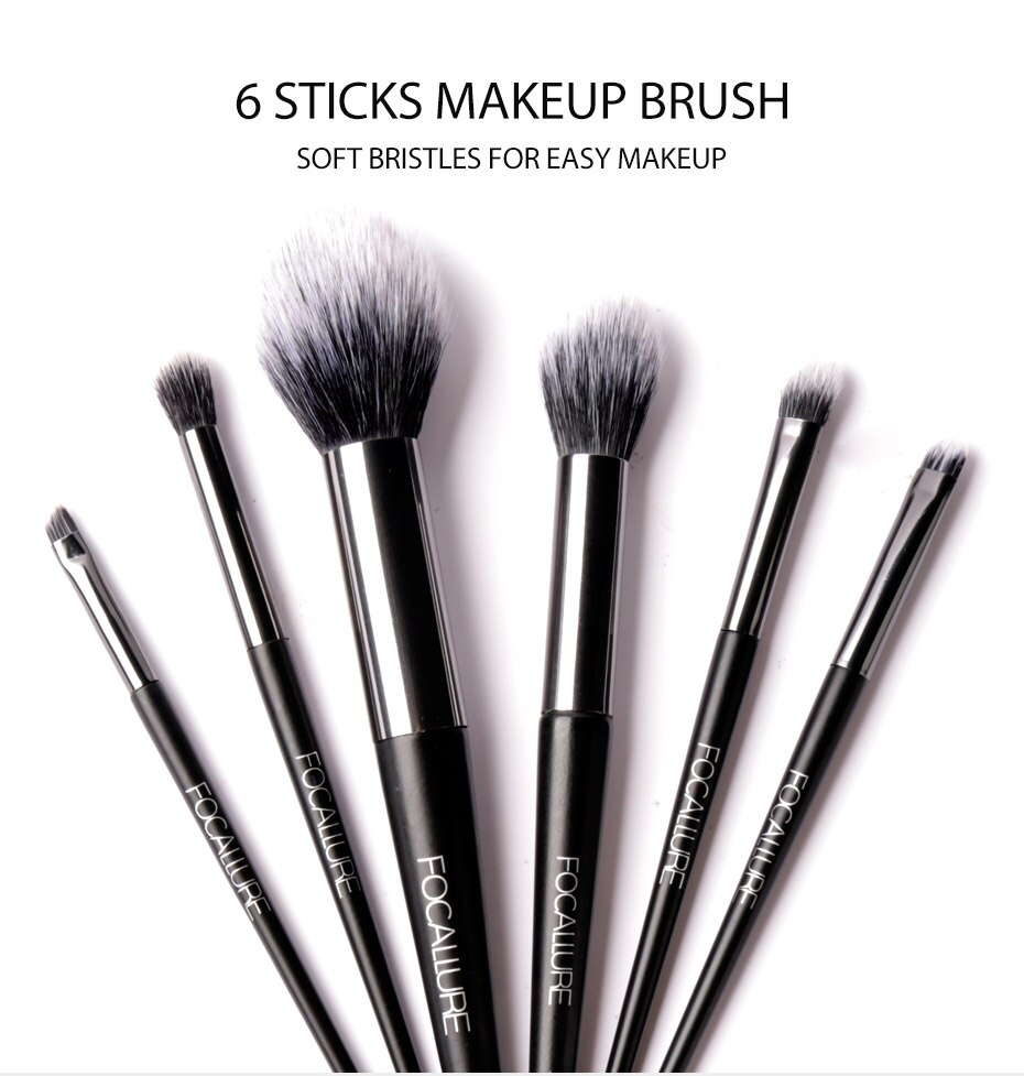 Maquiagem Cosmetic Make Up Brush Set