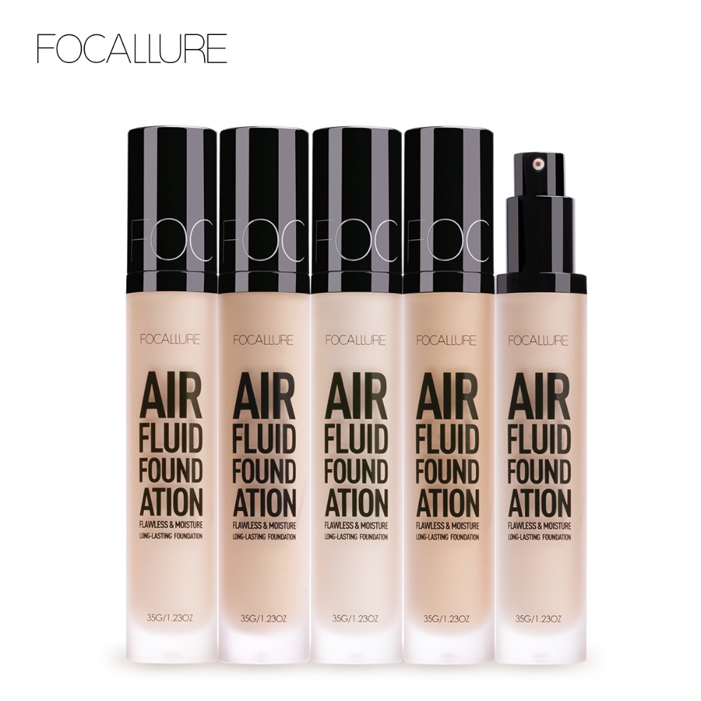 Air Fluid Waterproof Foundation