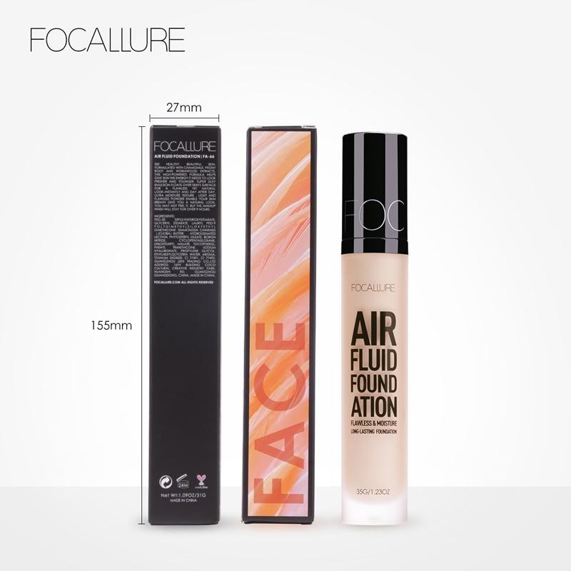Air Fluid Waterproof Foundation