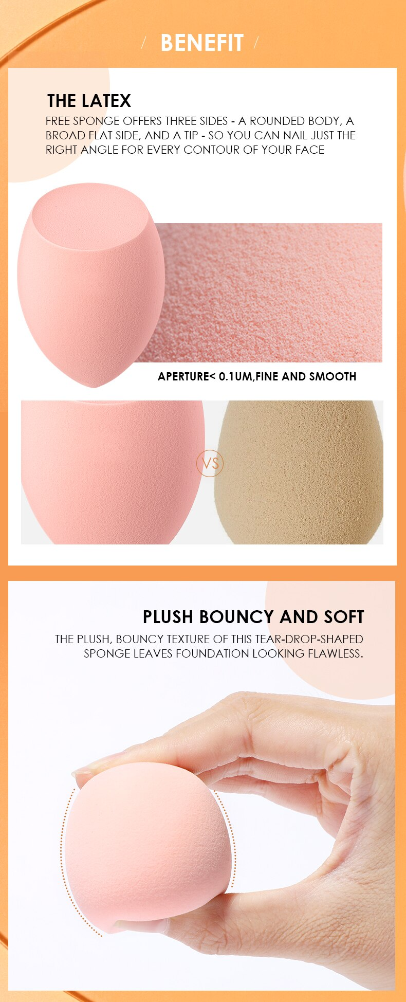 Blending Sponge Puff