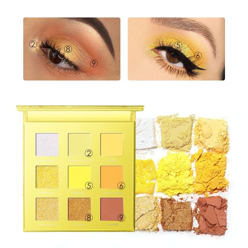 Smile Eyeshadow Palette