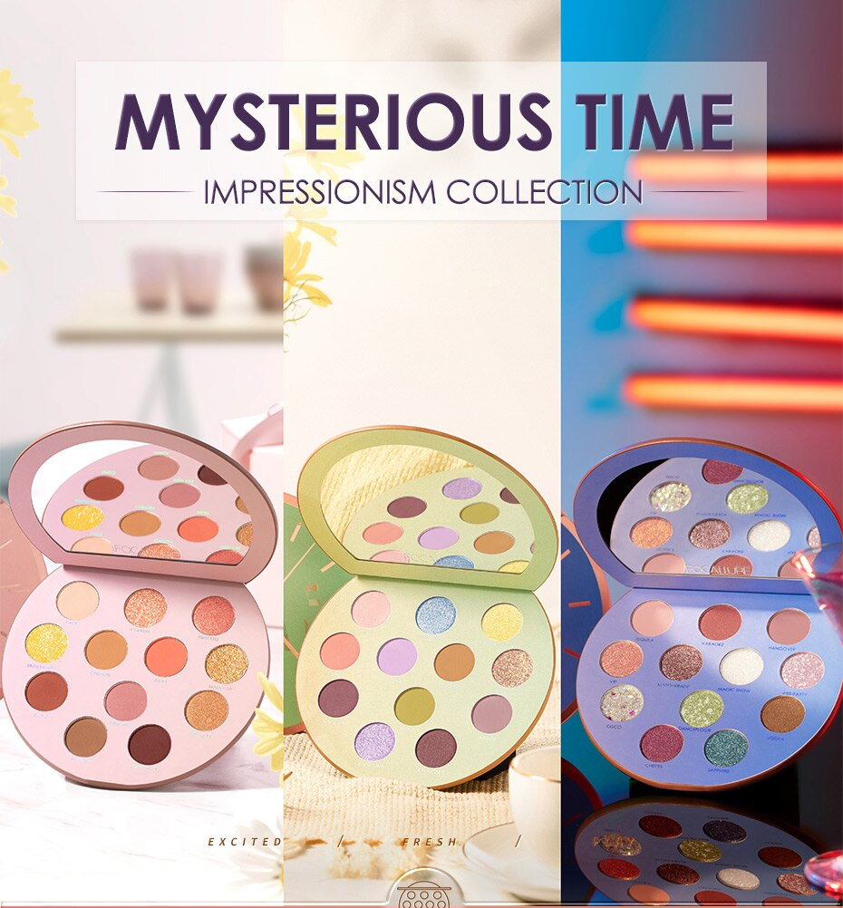 Myserious Time Eyeshadow