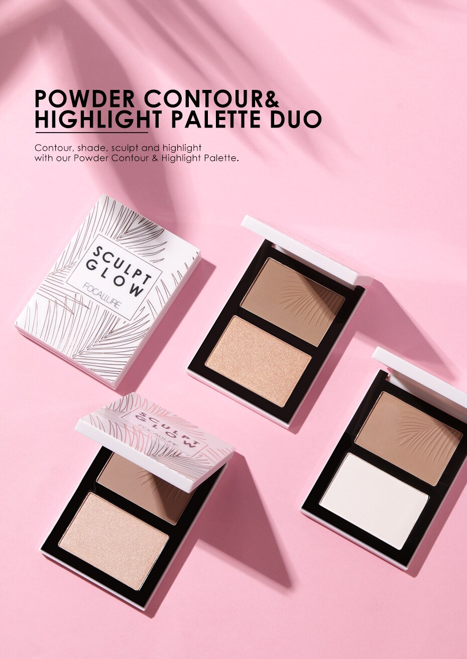 Double Head 3D Bronzer & Highlighter